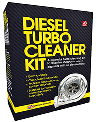 Diesel Turbo Cleaner Infographic
