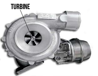 Diesel Turbo Turbine