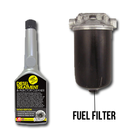 Turbo Cleaner Diesel Treatment